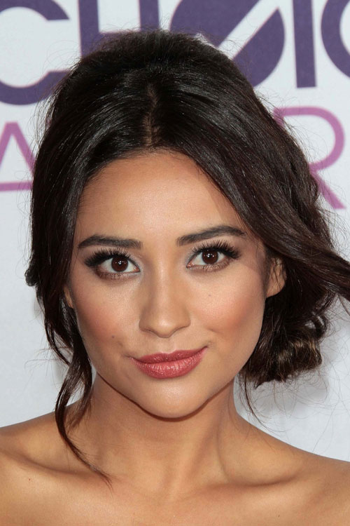 shay mitchell hair steal her style