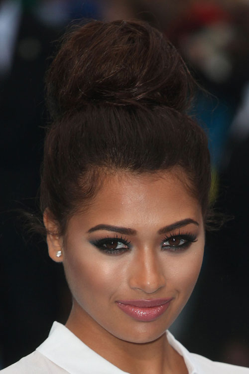 Vanessa White\'s Hairstyles & Hair Colors | Steal Her Style