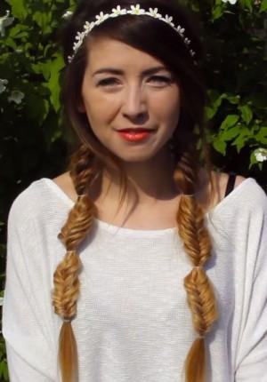 zoella-hair-pigtail-braids