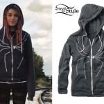 Anissa Rodriguez: Spider Hoodie