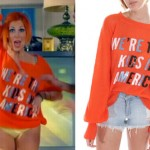 Bonnie McKee: Kids in America Sweater