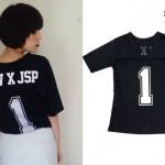 Dev: DEV X JSP Jersey Tee
