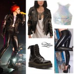 Hayley Williams: Self-Titled Tour Outfit
