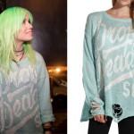 Jenna McDougall: Drop Dead Sweater