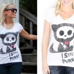 """Jenna McDougall: """"I Still Purr"""" T-Shirt"""