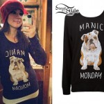 Jess Bowen: Bulldog Long-Sleeve Top