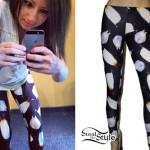 Jess Bowen: Penguin Print Leggings