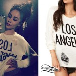 Lexus Amanda: Los Angeles Sweater