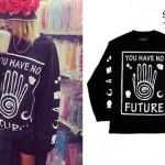 Lil Debbie: No Furture Sweatshirt