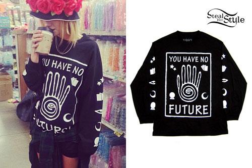 Lil Debbie: No Future Sweatshirt