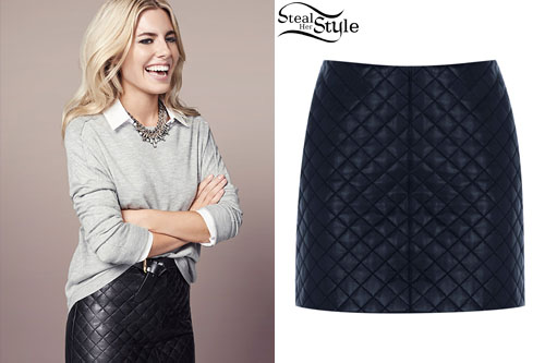 Mollie King's photoshoot for Oasis -photo: spillitnow