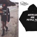 Willow Smith: 'Assholes Are People Too' Hoodie