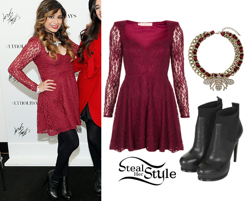 Ally Brooke Clothes & Outfits | Steal Her Style Fifth Harmony Ally Outfits