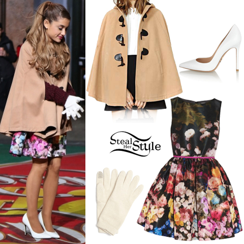 Ariana Grande 39 S Clothes Outfits Steal Her Style Page 12