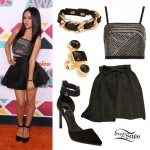 Becky G: Halo Awards Outfit
