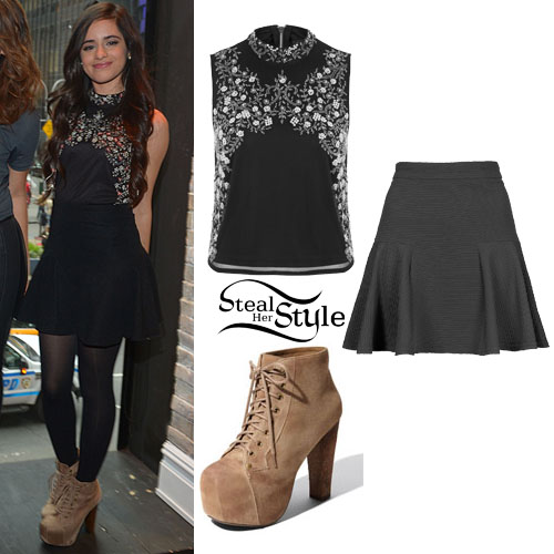 Camila Cabello Clothes & Outfits   Page 10 of 14   Steal Her Style