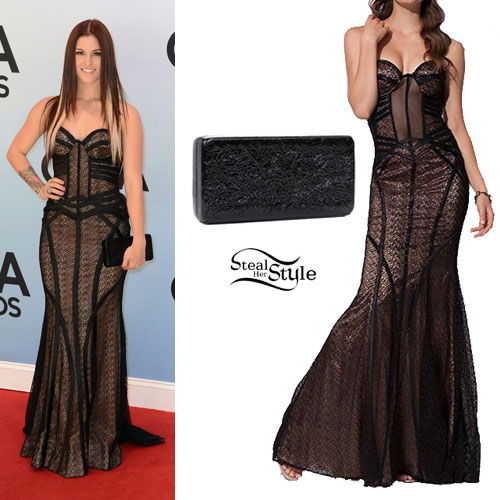 Cassadee Pope: CMA Awards Outfit