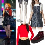 Hayley Williams: Good Morning America Outfit