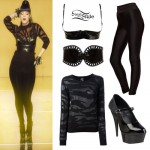 Lily Allen: 'Hard Out Here' Outfit