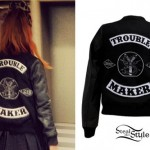 Paloma Faith: Trouble Maker Leather Jacket