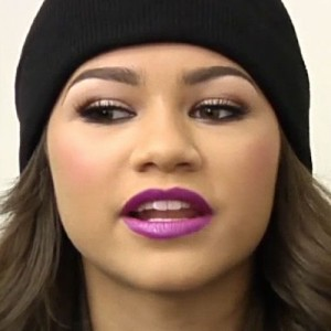 Purple Lipstick Makeup Looks | Steal Her Style Lorde Photoshoot 2013