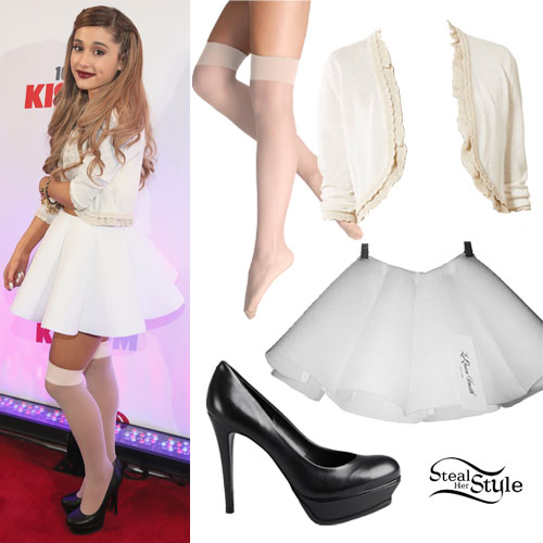 Daily Fashion Food Style Style File Ariana Grande