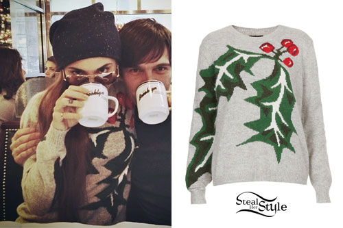 Christina Perri: Holly Christmas Sweater