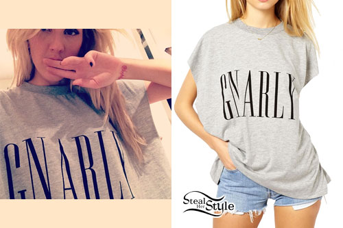 Ellie Goulding: Gnarly T-Shirt
