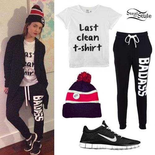 JoJo: Badass Sweatpants Outfit