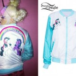 Kerli: My Little Pony Jacket