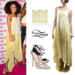 Leigh-Anne Pinnock: Cosmo Awards Outfit