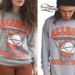 Lorde: Basketball Sweatshirt
