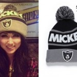 Melissa Marie Green: Mickey Raiders Beanie