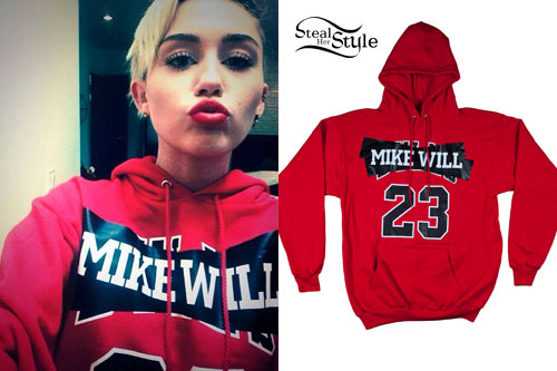 Miley cyrus hoodies