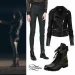 Tay Jardine: 'The Best Thing' Leather Jacket