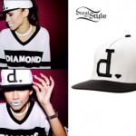 Zendaya: Diamond Supply Co Hat