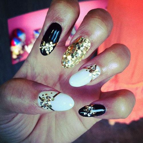 Zendaya Nails 2014