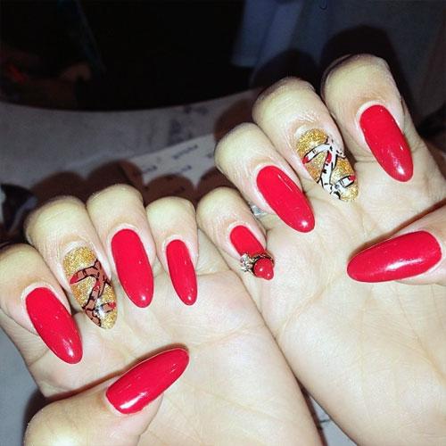 Zendaya Long Nails 108