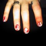 ash-costello-blood-splatter-nails-2