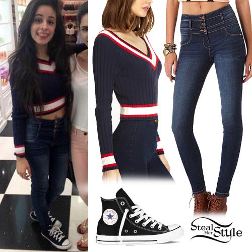 Camila Cabello: Crop S...