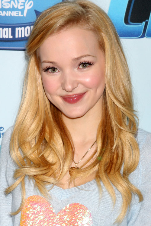 "Dove Cameron at the Premiere Of Disney Channel's ""Cloud 9″ at"