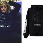Ellie Goulding: Hood By Air Hoodie