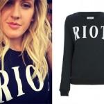 Ellie Goulding: Riot Sweater