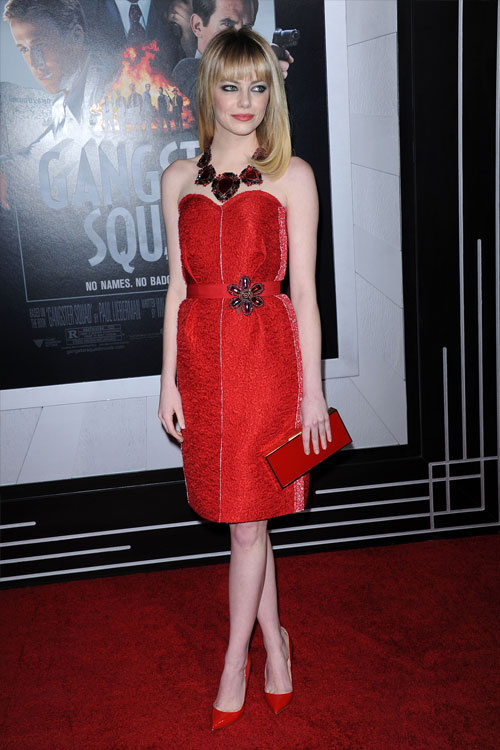 Emma Stone Clothes Amp Outfits Steal Her Style