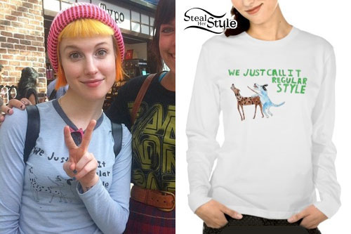 Hayley Williams: Doggy Style Long Sleeve