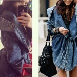 Jasmine Villegas: Hooded Denim Jacket
