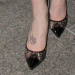 lily-collins-foot-tattoo