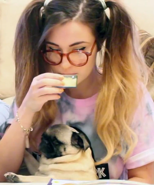 Marzia Bisognin S Hairstyles Amp Hair Colors Steal Her