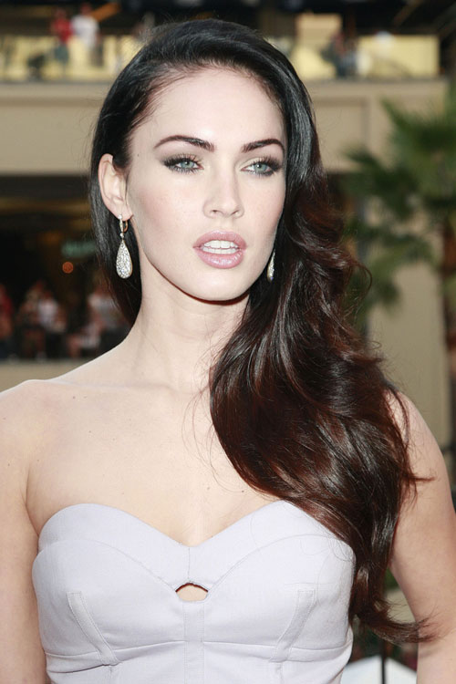 Apologise, but, Megan fox hair
