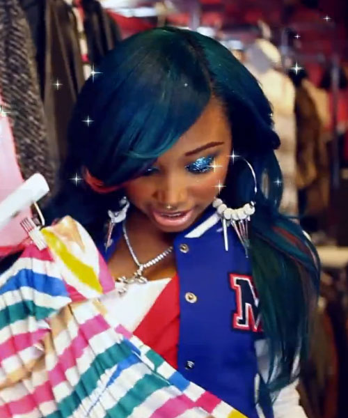 Zonnique Pullins Hairstyles Amp Hair Colors Steal Her Style